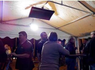 Varmigo infrarood buitenverwarmer: dé musthave voor eventmanagers